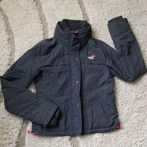Hollister California girls jacket small coat